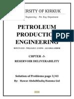 143006135 Petroleum Production Engineering