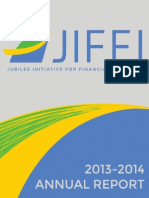 JIFFI Annual Report 2013-14