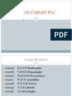 Kelani Cables