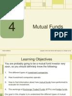 5 Chap 4 Mutual Funds-1