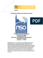 Press Release - NSO Announces Areas for 2015 NSO in Your Neighborhood (2) (2)