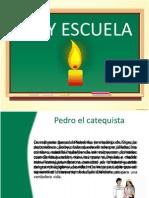 Tema 3 Fe y Escuela