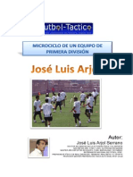 58918742 Microciclo Futbol 1ª Division