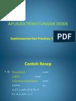 aplikasi-perhitungan-dosis.ppt