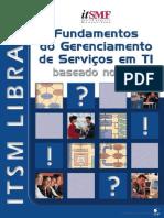 Fundamentos Do Gerenciamento de Serviços Em TI Baseado No ITIL
