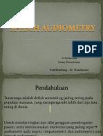 Speech Audiometry Slide