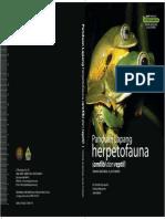 Buku Panduan Lapang Herpetofauna TNAP