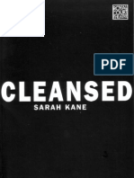 Sarah Kane - Cleansed