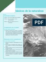 01 Unidad 1 Ciclos de La Tierra y Principios de La Naturaleza