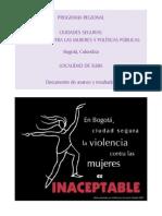 Proyecto Violencia Mujeres