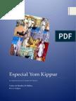 Especial Yom Kippur.