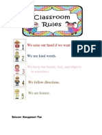 Rules ManagmentPlan BrittanyAKRE