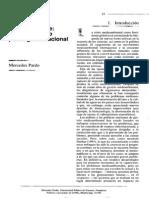 3 Sociología y Medioambiente Hacia Un Nuevo Paradigma Relacional