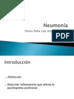 Neumonía Geriatria