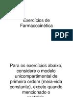 Exercícios de Farmacocinética.ppt