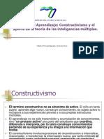 Teoria Constructivista e Inteligencias Multiples