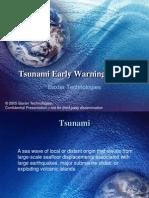 Tsunami Tews
