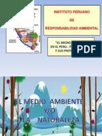 Conferencia Medio Ambiente Peru