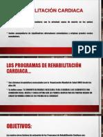 Importancia y Efectos Del Programa de Rehabilitación Cardiaca