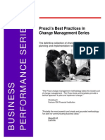 Prosci Change Management Catalog 2005 v2