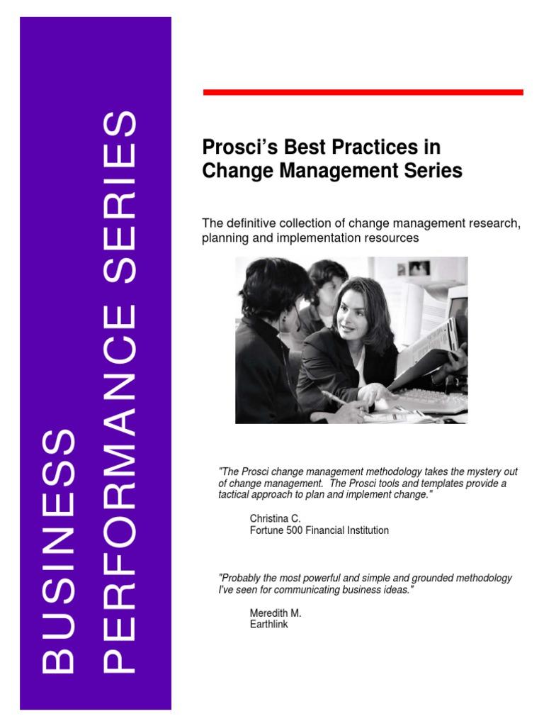 Prosci change management catalog 2005 v2 change management prosci change management catalog 2005 v2 change management employment 1betcityfo Images