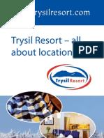 Trysil Resort Brochure