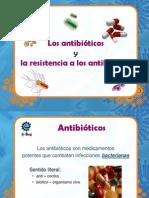ES 4-1 Antibióticos Descubrimiento y Resistencia