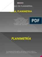 Presentación PLANIMETRIA