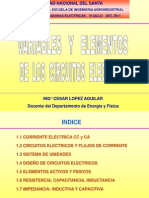 1. Variables y Elementos