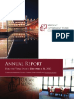 2013 SIF Annual Report