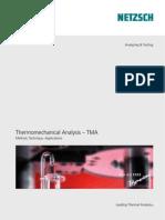 Thermomechanical Analysis [TMA] [NETZSCH]