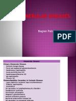 Glomerular Diseases