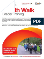 Healthy Walk_leader Training Leaflet General Leaflet