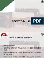 PNDT Act