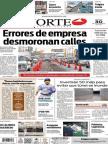 Periódico Norte edición del día 30 de septiembre de 2014