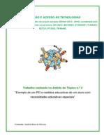 Tópico 2 - Pei e Medidas Educativas