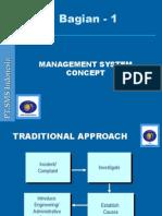 Bagian-1 Management System Concept