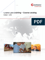 Middle East Training Catalog 2014