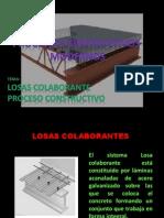 Losas Colaborantes - Proceso Constructivo