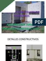 Proceso Constructivo Albañilería Armada - Instalaciones