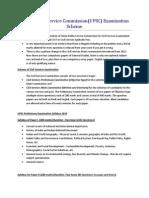 Union Public Service Commission_New Syllabus