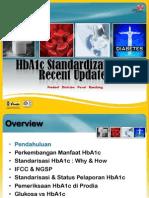 Seri Informasi Prodia HbA1c Laboratory Orientation
