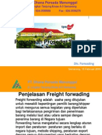 Presentasi Forwarding