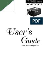 XCST70E Manual