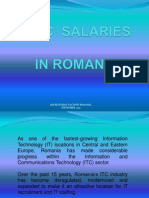 itc salaries survey romania and ict recruitment in romania