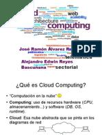 Presentación Cloud Computing