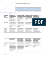 edla369 assessment rubric