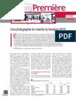 Photographie Du Marché Du Travail en 2013 - Insee