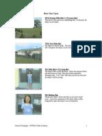videography BasicShotTypes