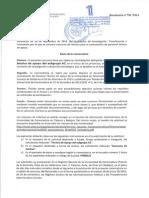 Publicada Nueva Convocatoria de Técnico de Apoyo